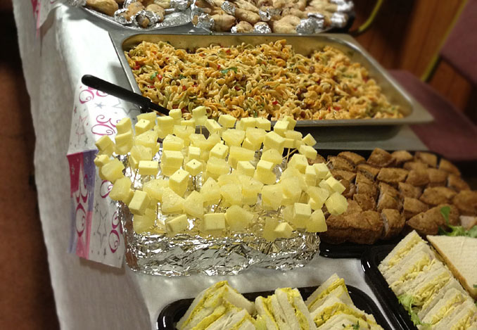 Buffet Catering Service